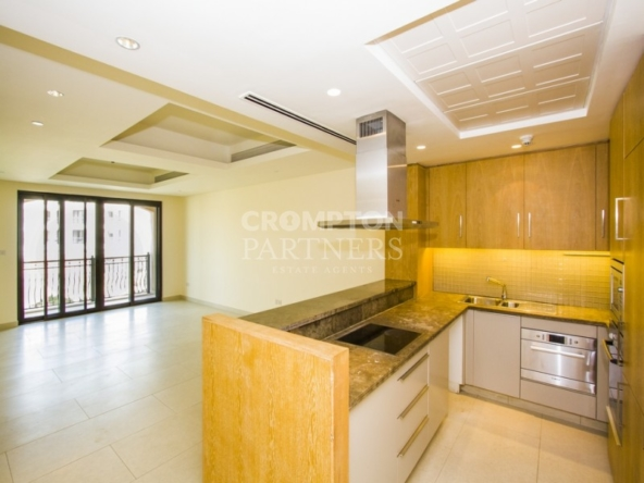 Sea View One Bedroom Apartment in Saadiyat