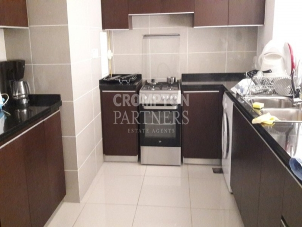 Lovely 1 bedroom in Marina Heights Vacant
